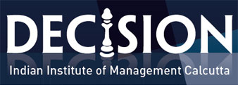 DECISION - Official Journal of Indian Institute of Management Calcutta